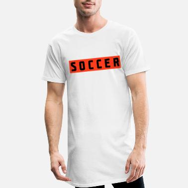 Football Football football - T-shirt long Homme