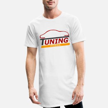 Tuning tuning - T-shirt long Homme