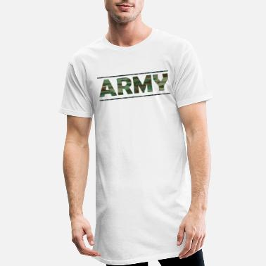 Army Reserve ARMY / Army / Bundeswehr / Camouflage - Men's Long T-Shirt