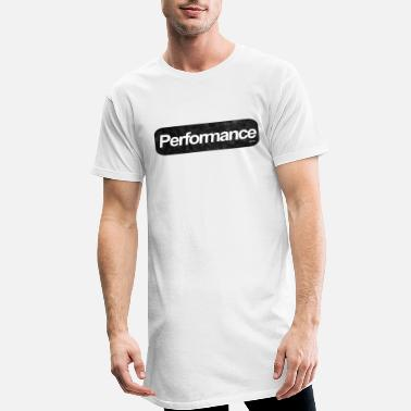 Performance PERFORMANCE VINTAGE - Men's Long T-Shirt