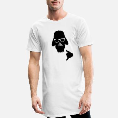 Trilogi FUNNY DARTH VADER DESIGN GIFT JOYFUL FATHER - Lång T-shirt herr