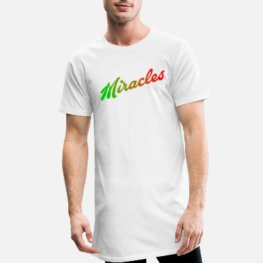 Miracle Miracles - T-shirt long Homme