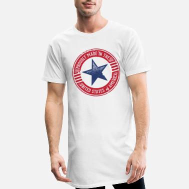 Made In Usa made in usa - Men's Long T-Shirt