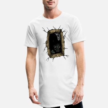 Tombe tomb - T-shirt long Homme