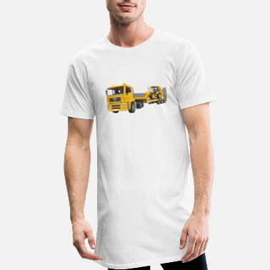 Transport transportation - Men's Long T-Shirt