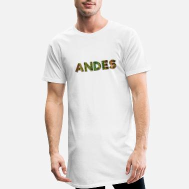 Andes Andes - Men's Long T-Shirt