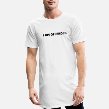 Offender Offended - Men's Long T-Shirt