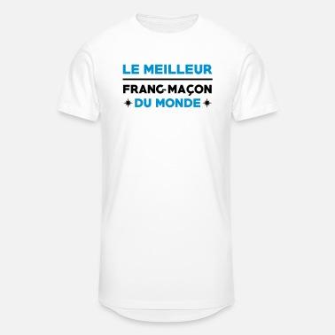 Keep Calm Je suis un maçon pour femme T Shirt Marrant Humour Cadeau Anniversaire Maçonnerie