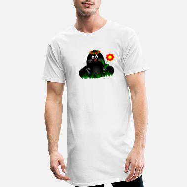 Mole Mole - spring mole - Men's Long T-Shirt