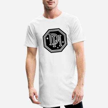 Dhs dh monogram letters - Men's Long T-Shirt