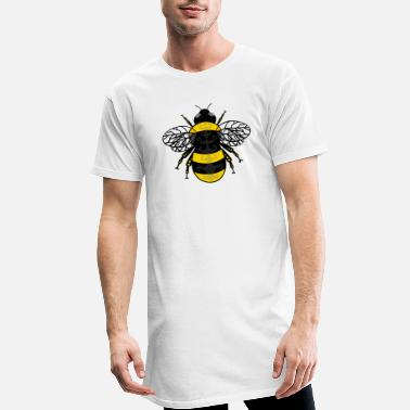 Bumble Bee Bumble Bee - Men's Long T-Shirt
