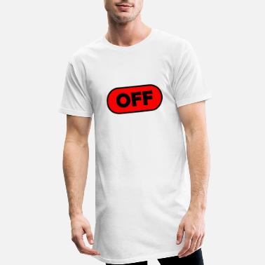 Off off / off - T-shirt long Homme