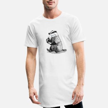 Badger Badger Shaving - Men's Long T-Shirt