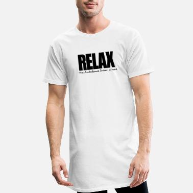Ambulance relax the ambulance driver is here - Men's Long T-Shirt