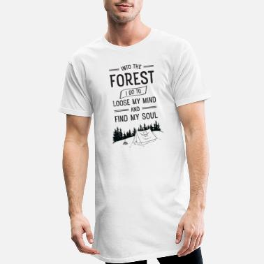 Soul Forest, Loose My Mind And Find My Soul - T-shirt long Homme
