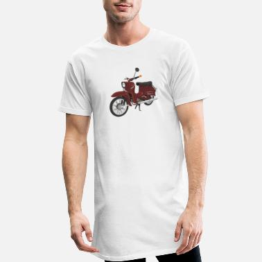 Simson Simson Schwalbe - Men's Long T-Shirt
