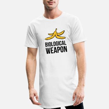 Biological BIOLOGICAL WEAPON - Men's Long T-Shirt