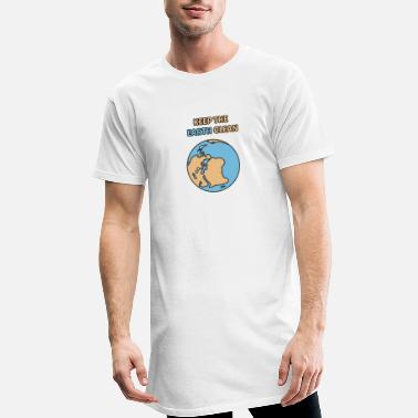 Herring Keep the earth clean! - Men's Long T-Shirt