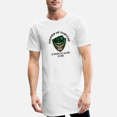 Soldier Of Fortune Mercenaire Soldier of fortune - T-shirt long Homme