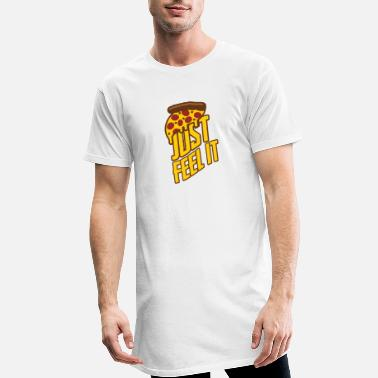 Restaurant Great pizza, fast food - Men's Long T-Shirt