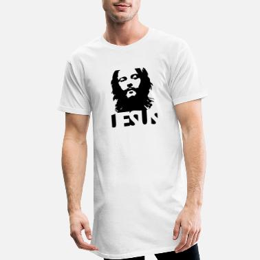 Superstar jesus - Men's Long T-Shirt
