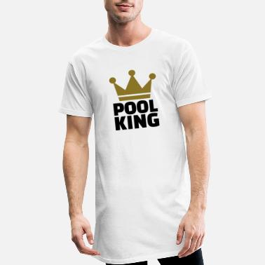 Pool Pool King - T-shirt long Homme