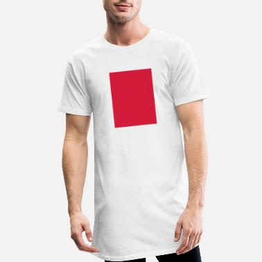 Red Card red card - Men's Long T-Shirt