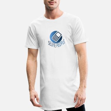 Community Global People Community - Lång T-shirt herr