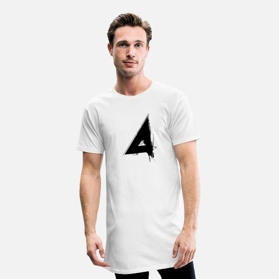 Birthday T-Shirts - The four - Men's Long T-Shirt white