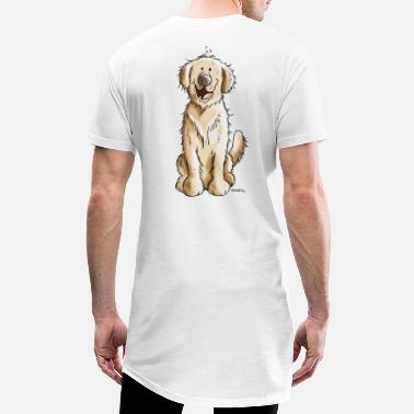 Golden Retriever Golden Golden Retriever - Men's Long T-Shirt