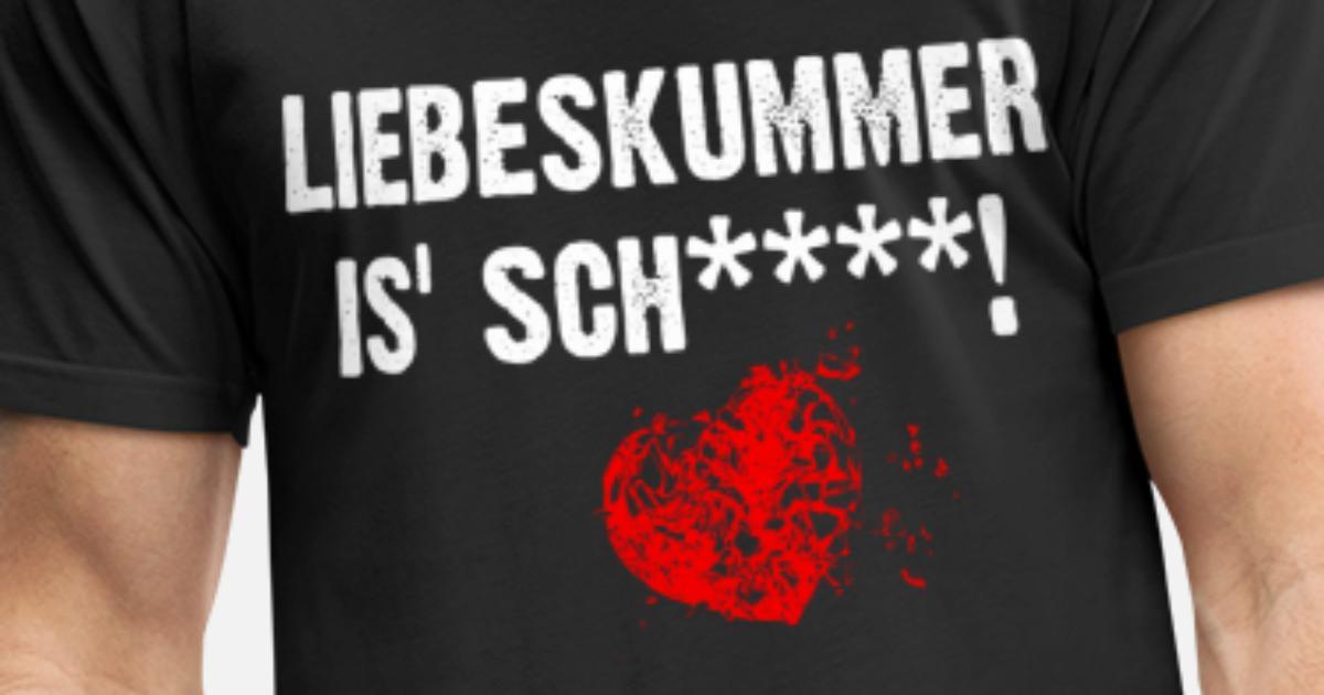 Lustige Spruche Geschenk Geburtstag Liebeskummer Manner Longshirt