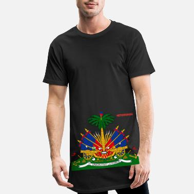 Haiti - T-shirt long Homme