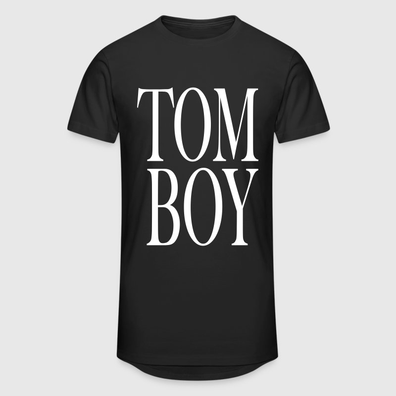 tomboy tom boy - Männer Urban Longshirt