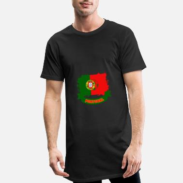 Portugal Soccer Portugal - Men's Long T-Shirt