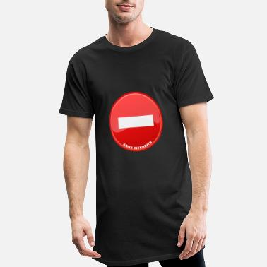Prohibited WITHOUT PROHIBITED - Men's Long T-Shirt