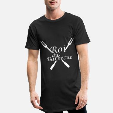 Roi Du Barbecue Roi du Barbecue - T-shirt long Homme