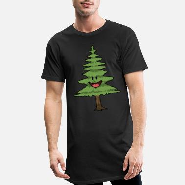 Pins Pin pins pin sapins - T-shirt long Homme