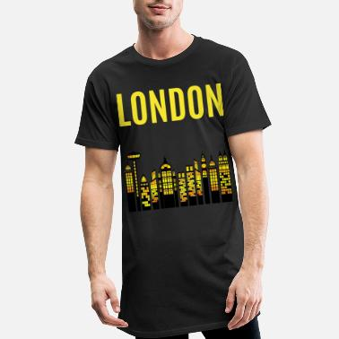 Highrise Building Nurse 12 - Men's Long T-Shirt