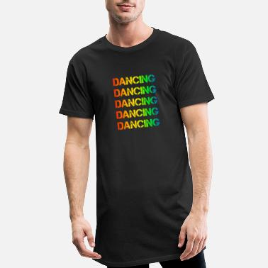 Dancer dancer - Men's Long T-Shirt
