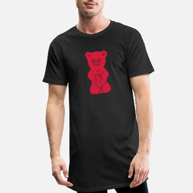 Gummy Gummy Bears - Men's Long T-Shirt