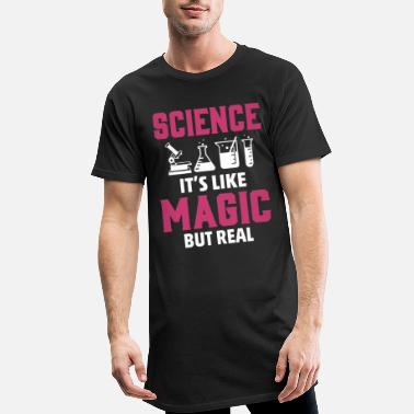science - Men's Long T-Shirt