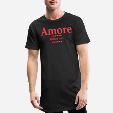 Amor AMORE - Men's Long T-Shirt