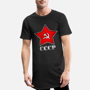 Communisme communisme - T-shirt long Homme