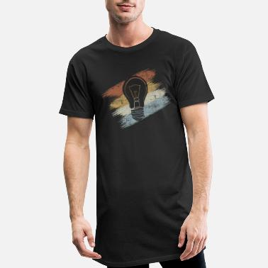 Light light bulb - Men's Long T-Shirt