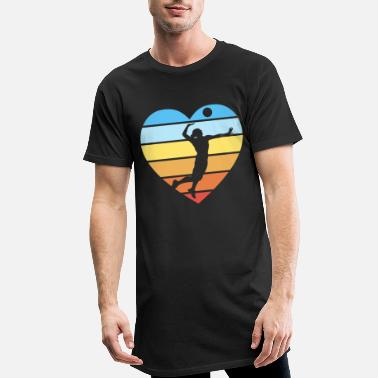 Beach Volleyball Beach Volleyball - Männer Longshirt