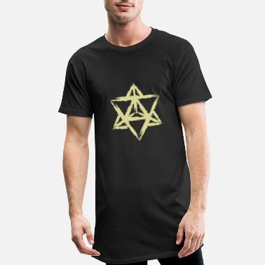 Geometry Sacred geometry - Men's Long T-Shirt