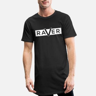 Raver Raver - T-shirt long Homme