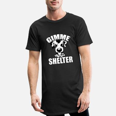 Shelter animal shelter - Men's Long T-Shirt