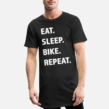 Cycling Cycling with Renner Mtb gift idea for bike tour - Men's Long T-Shirt