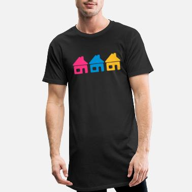 Quartier Quartier - T-shirt long Homme